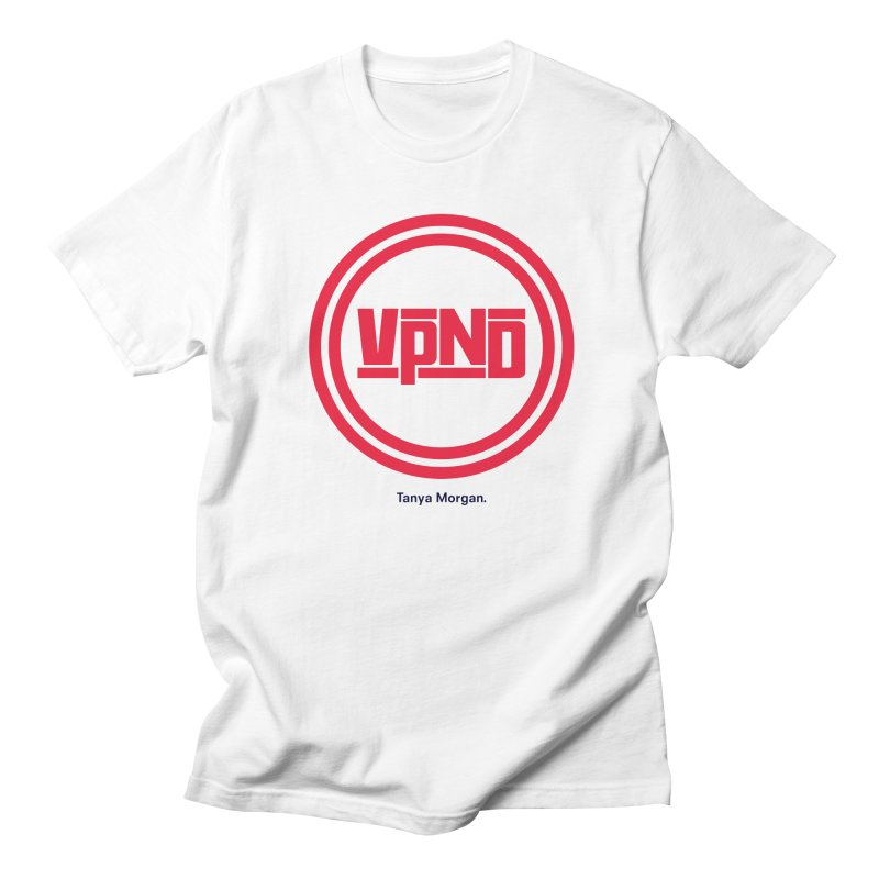 VPND Icon Shirts Men's T-Shirt by Tanya Morgan's Merch Shop