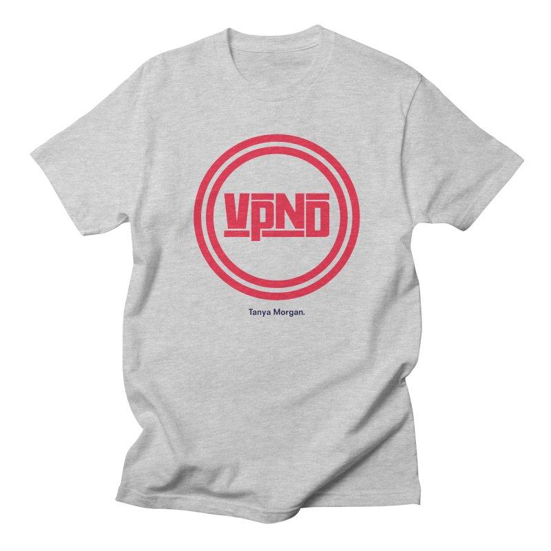 VPND Icon Shirts Men's Regular T-Shirt by Tanya Morgan's Merch Shop
