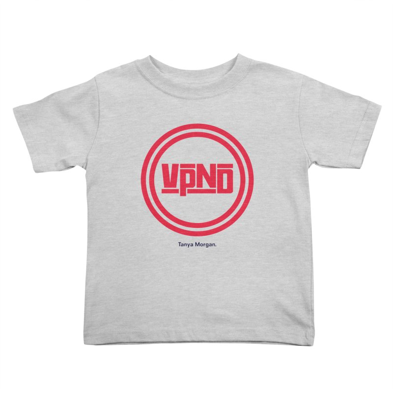 VPND Icon Shirts Kids Toddler T-Shirt by Tanya Morgan's Merch Shop