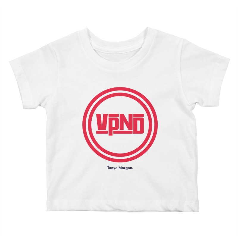 VPND Icon Shirts Kids Baby T-Shirt by Tanya Morgan's Merch Shop