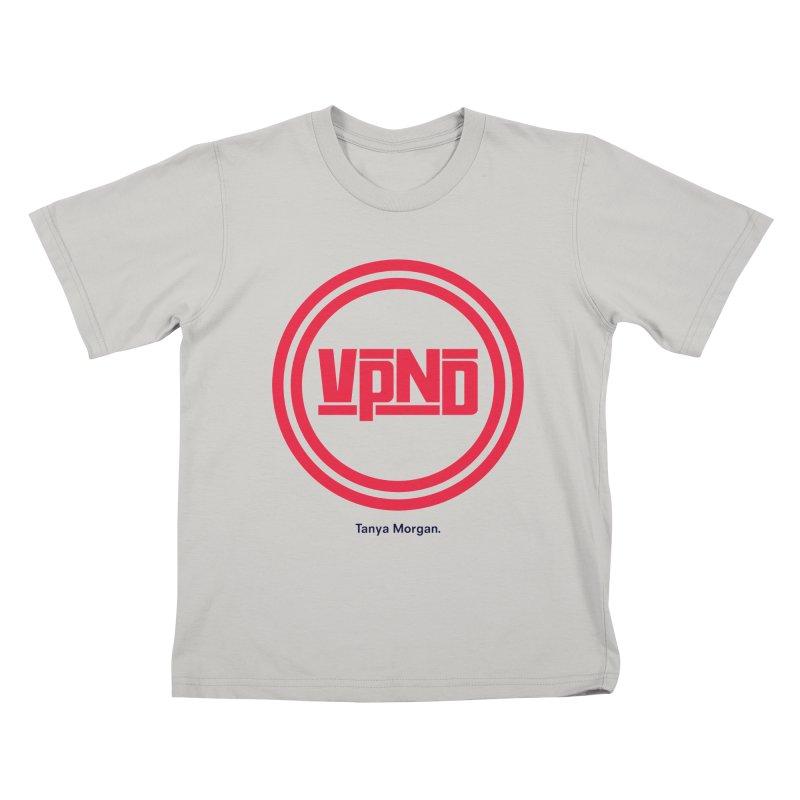 VPND Icon Shirts Kids T-Shirt by Tanya Morgan's Merch Shop