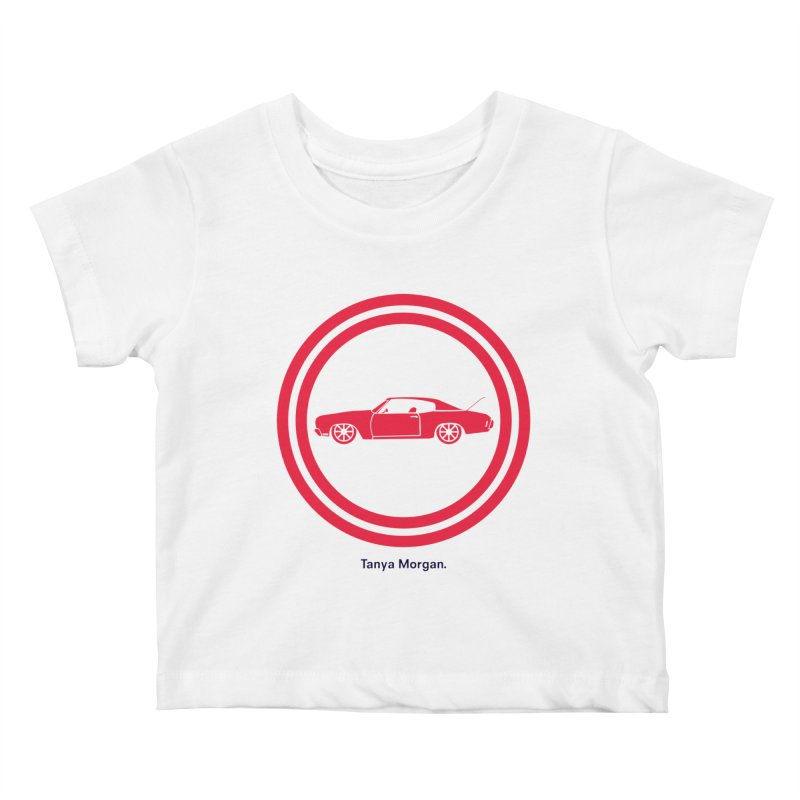 Trunk Sh*t Icon Shirts Kids Baby T-Shirt by Tanya Morgan's Merch Shop