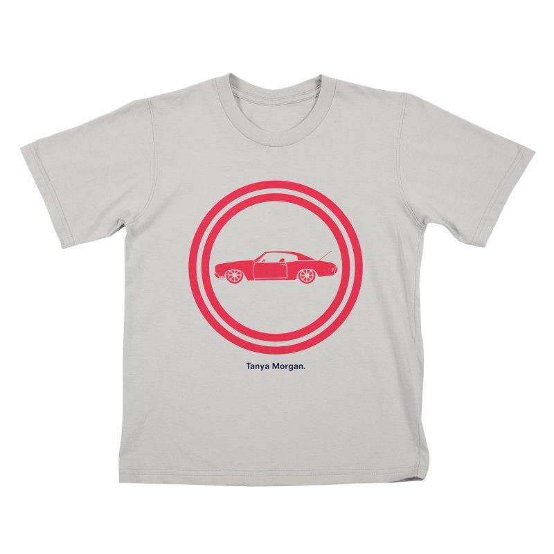 Trunk Sh*t Icon Shirts Kids T-Shirt by Tanya Morgan's Merch Shop