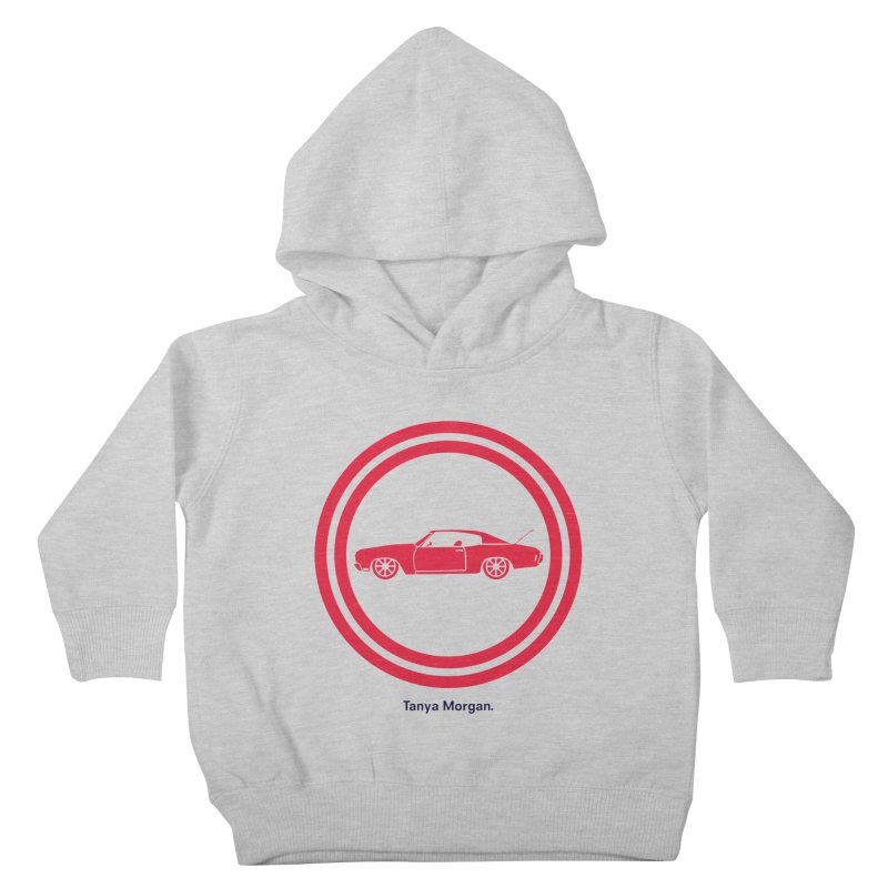 Trunk Sh*t Icon Shirts Kids Toddler Pullover Hoody by Tanya Morgan's Merch Shop