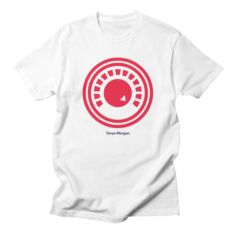 Louder Icon Shirts Men's T-Shirt by Tanya Morgan's Merch Shop