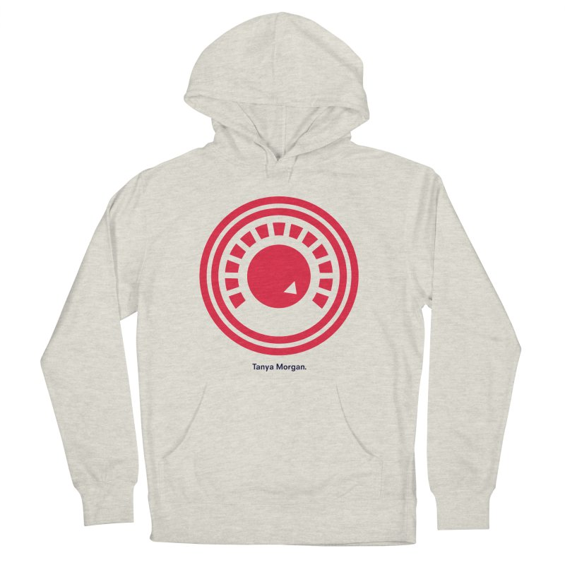 Louder Icon Shirts Women's French Terry Pullover Hoody by Tanya Morgan's Merch Shop