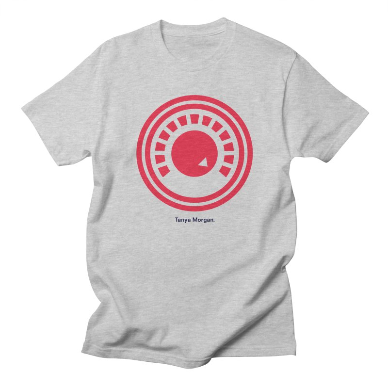 Louder Icon Shirts Men's Regular T-Shirt by Tanya Morgan's Merch Shop