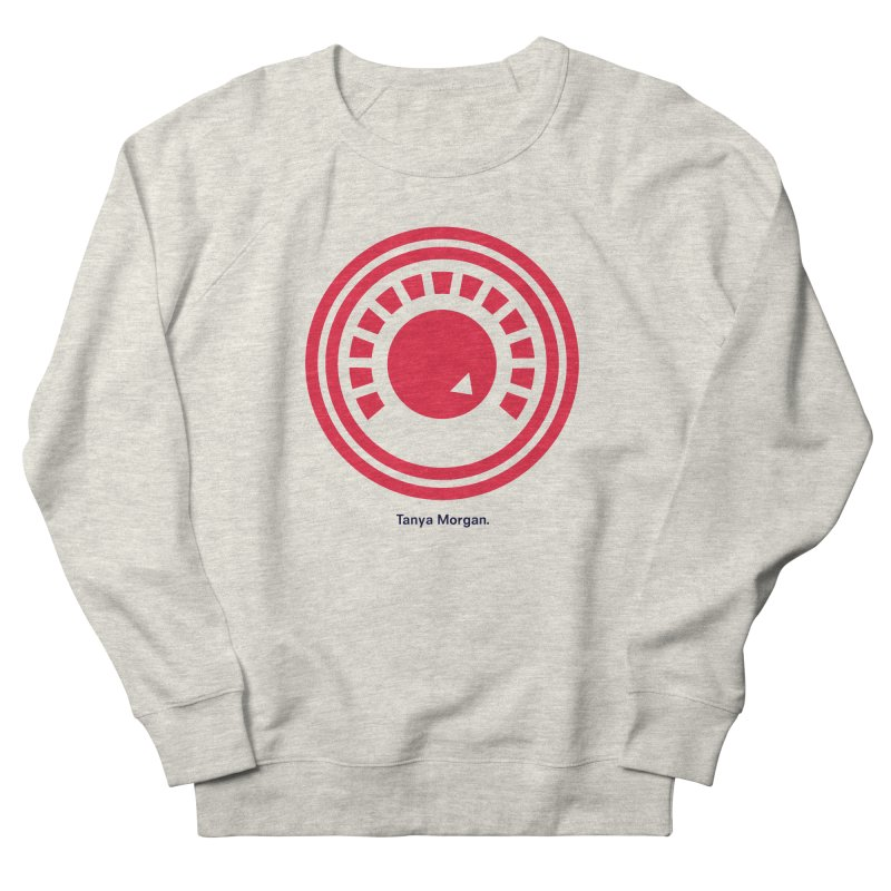 Louder Icon Shirts Men's Sweatshirt by Tanya Morgan's Merch Shop