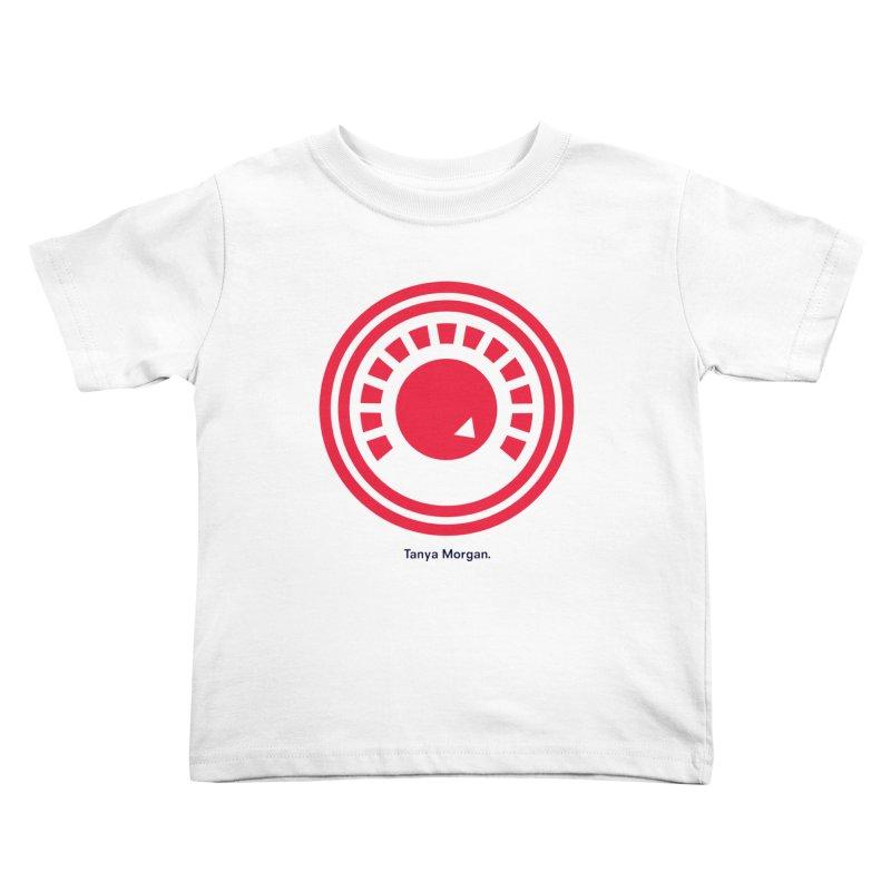 Louder Icon Shirts Kids Toddler T-Shirt by Tanya Morgan's Merch Shop