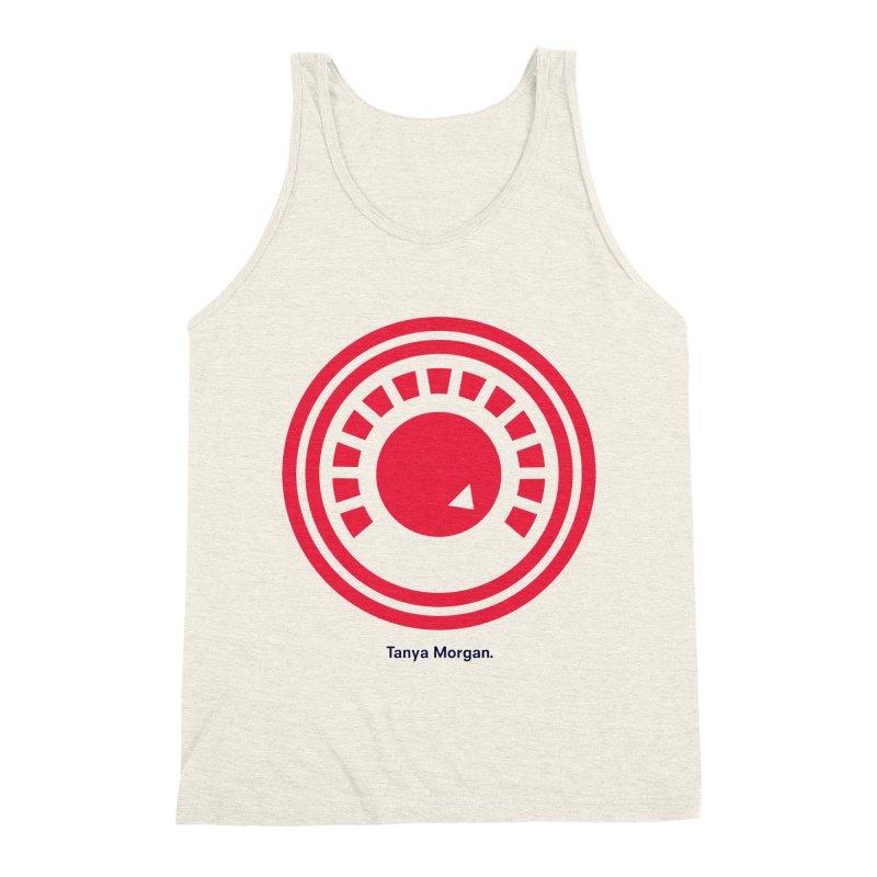 Louder Icon Shirts Men's Triblend Tank by Tanya Morgan's Merch Shop