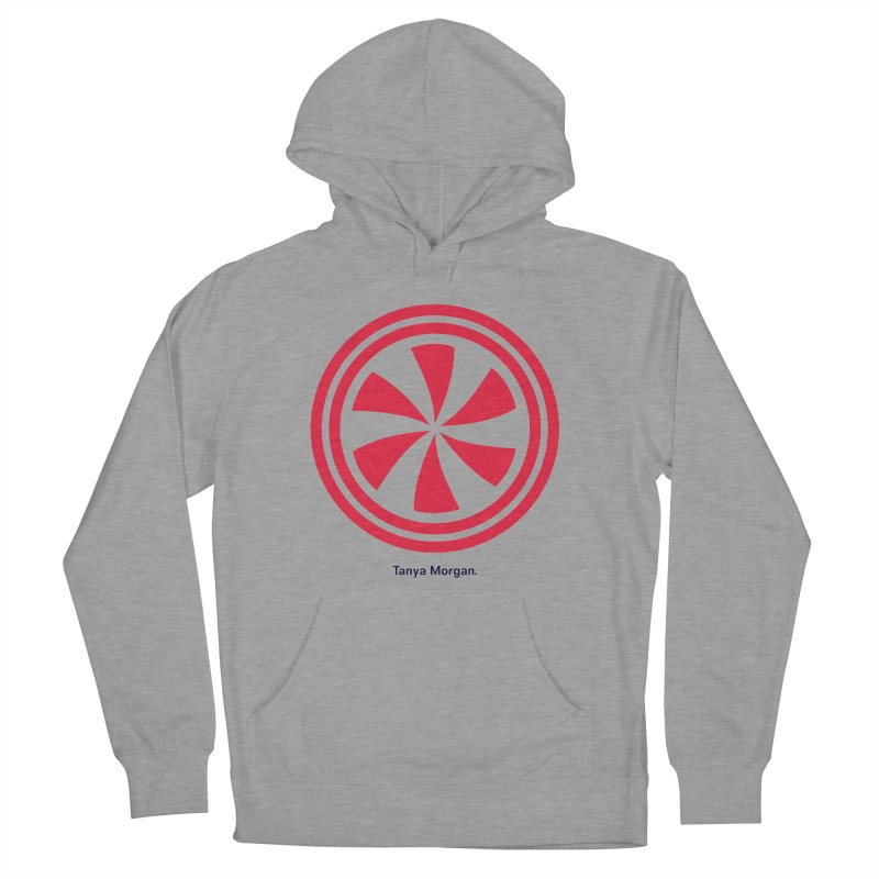 Peppermint Icon Shirts Women's Pullover Hoody by Tanya Morgan's Merch Shop