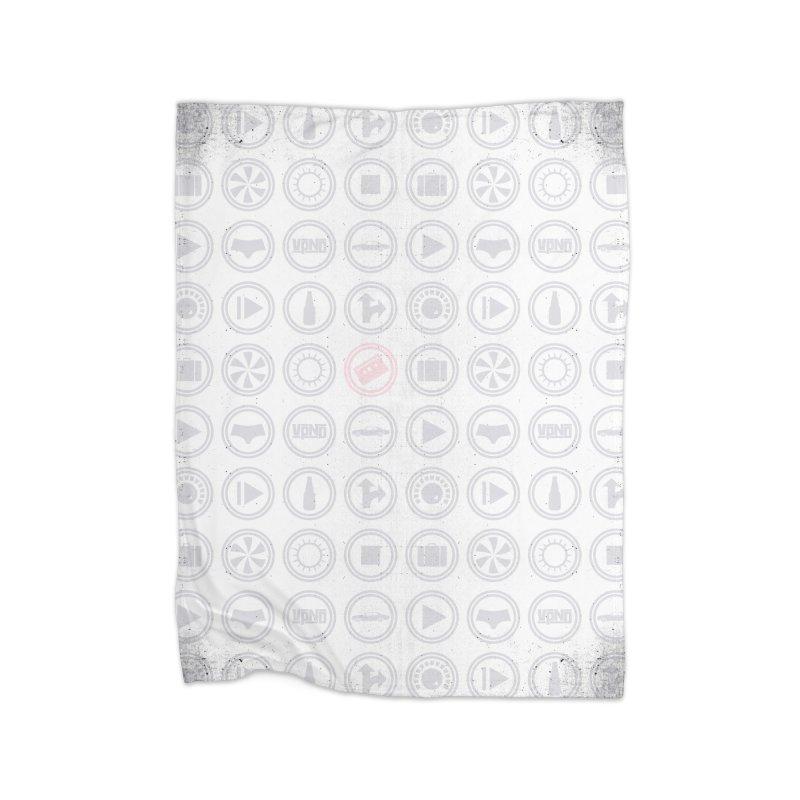 YGWY$4 Icon Pattern Home Blanket by Tanya Morgan's Merch Shop