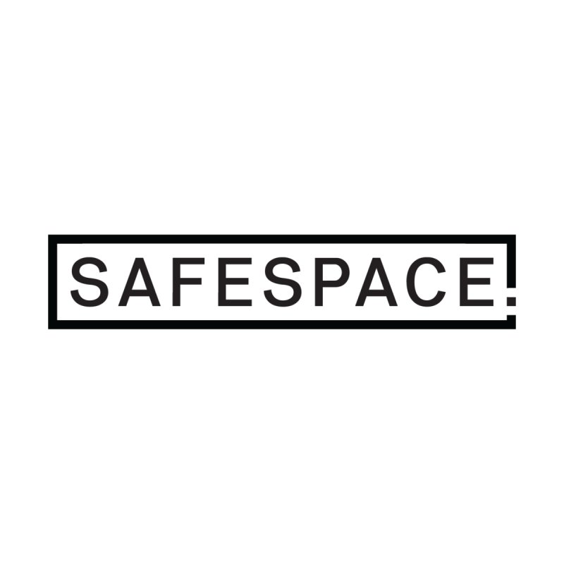SAFESPACE Accessories Mug by Tanya Morgan's Merch Shop
