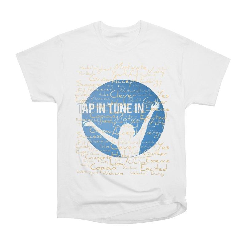 Affirm, Affirm, Affirm! Women's Heavyweight Unisex T-Shirt by tapintunein's Artist Shop