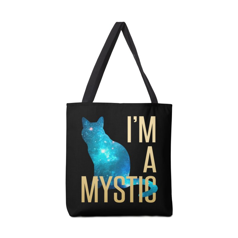 I'm A Mystic Accessories Bag by tapintunein's Artist Shop