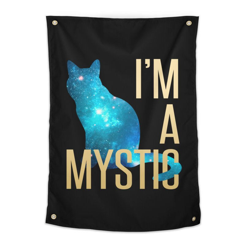 I'm A Mystic Home Tapestry by tapintunein's Artist Shop