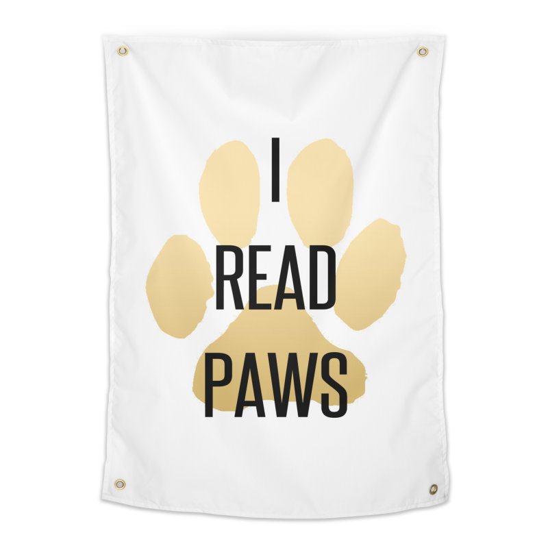 I Read Paws Home Tapestry by tapintunein's Artist Shop