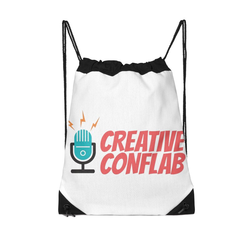Creative Conflab podcast swag Accessories Bag by Tara Joy Andrews