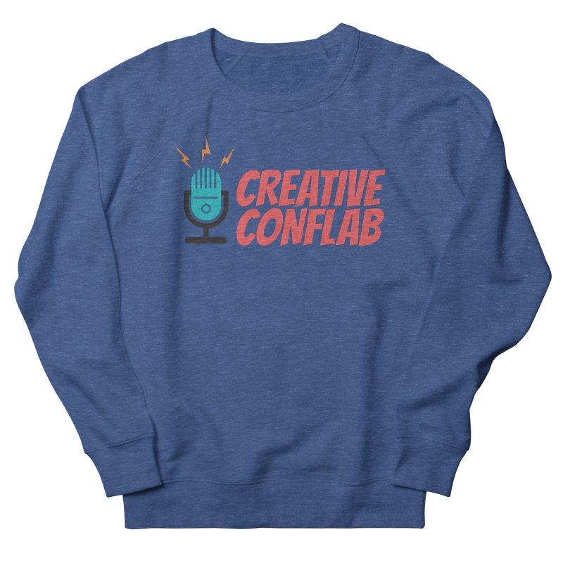 Creative Conflab podcast swag Men's Sweatshirt by Tara Joy Andrews