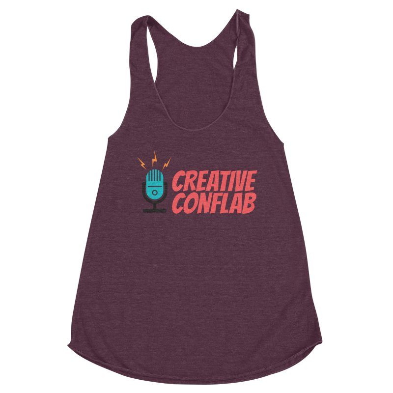Creative Conflab podcast swag Women's Tank by Tara Joy Andrews