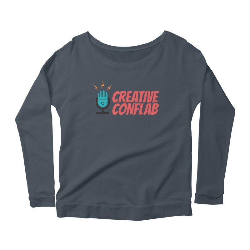 Creative Conflab podcast swag Women's Longsleeve T-Shirt by Tara Joy Andrews