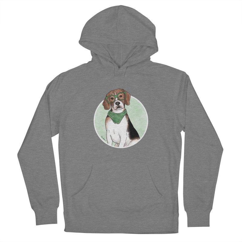 Blake the Beagle Women's Pullover Hoody by Tara Joy Andrews