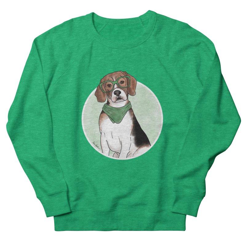 Blake the Beagle Women's Sweatshirt by Tara Joy Andrews