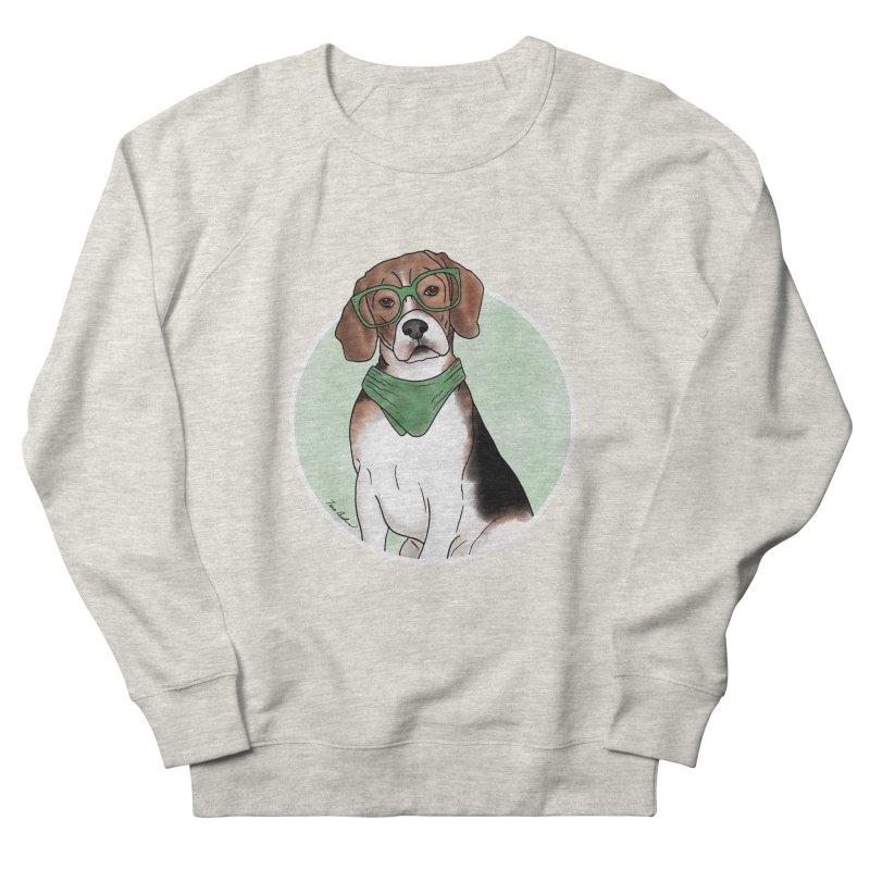 Blake the Beagle Men's Sweatshirt by Tara Joy Andrews