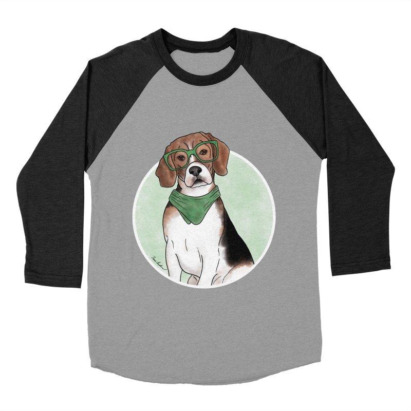 Blake the Beagle Men's Longsleeve T-Shirt by Tara Joy Andrews