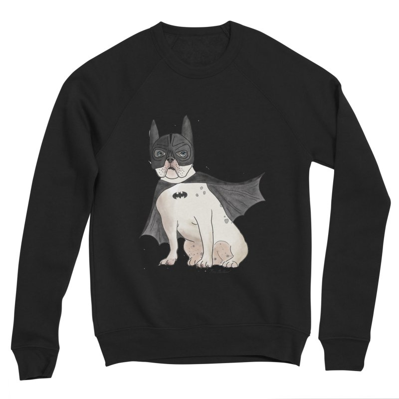 Na na na na na na Batman! Women's Sponge Fleece Sweatshirt by Tara Joy Andrews