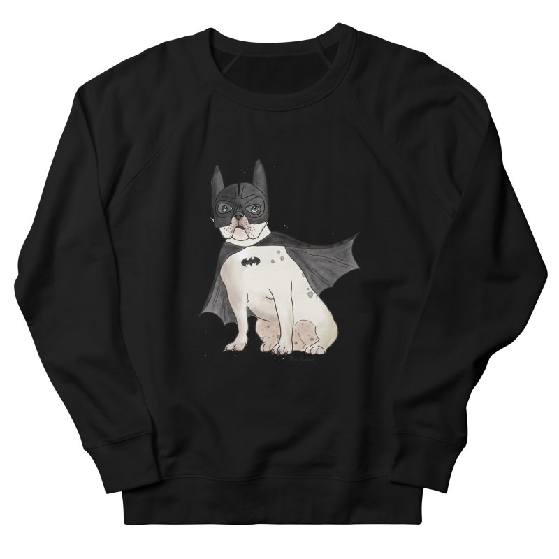 Na na na na na na Batman! Men's Sweatshirt by Tara Joy Andrews