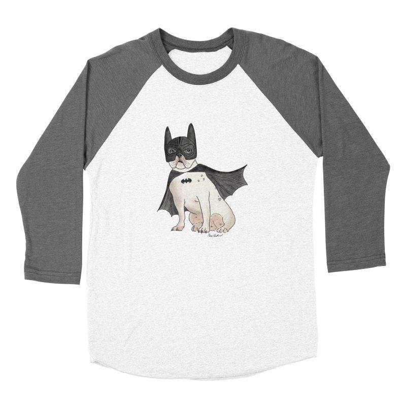 Na na na na na na Batman! Women's Longsleeve T-Shirt by Tara Joy Andrews