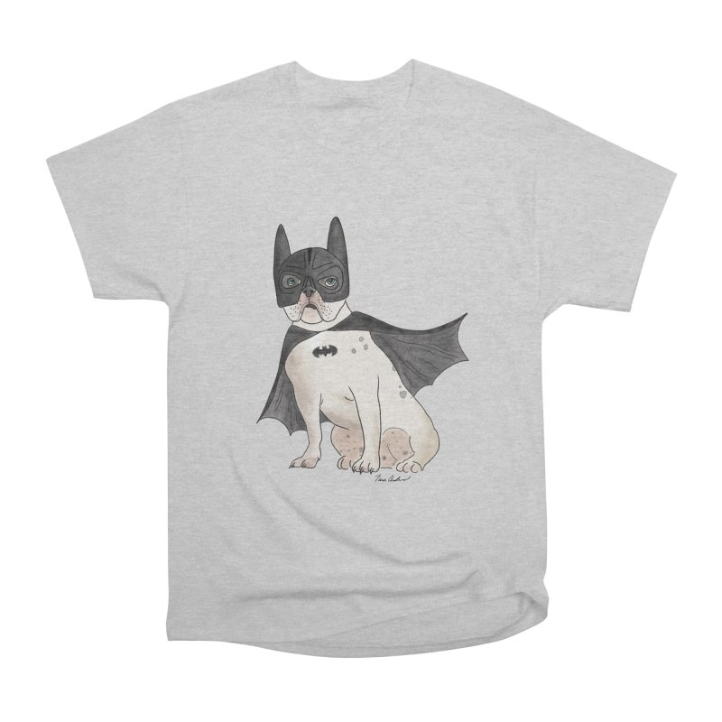 Na na na na na na Batman! Men's Heavyweight T-Shirt by Tara Joy Andrews