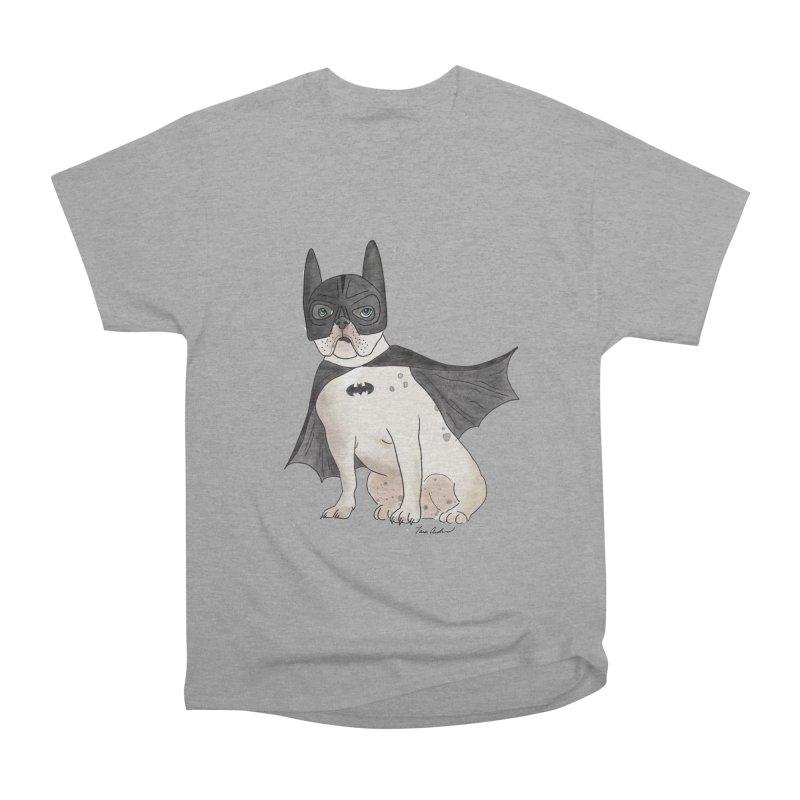 Na na na na na na Batman! Women's Heavyweight Unisex T-Shirt by Tara Joy Andrews