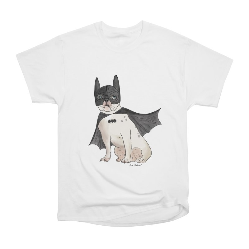 Na na na na na na Batman! Women's Heavyweight Unisex T-Shirt by Tara Joy Andrews
