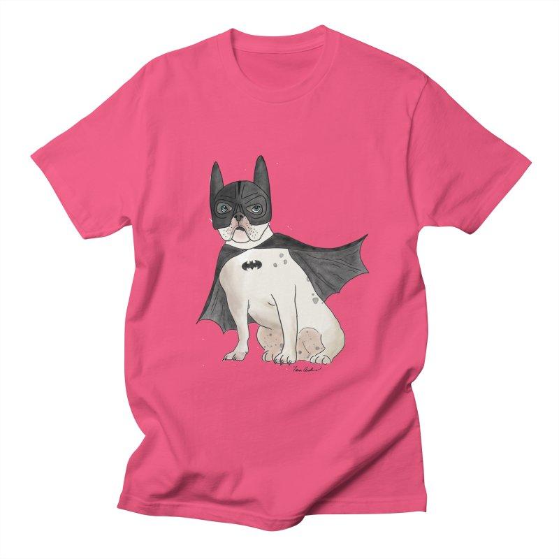Na na na na na na Batman! Women's Regular Unisex T-Shirt by Tara Joy Andrews