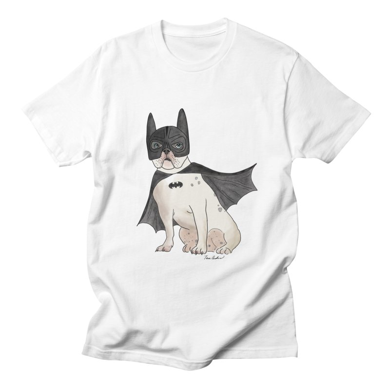 Na na na na na na Batman! Men's Regular T-Shirt by Tara Joy Andrews