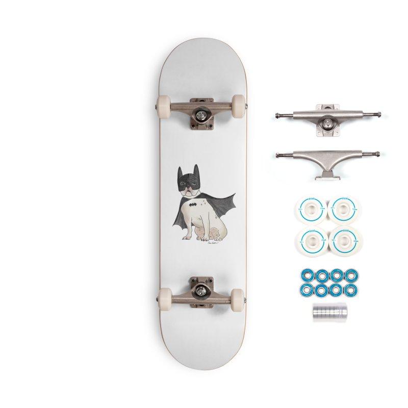 Na na na na na na Batman! Accessories Complete - Basic Skateboard by Tara Joy Andrews