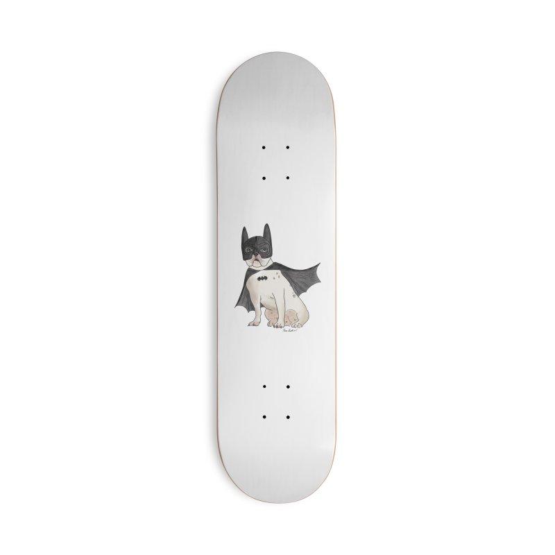 Na na na na na na Batman! Accessories Skateboard by Tara Joy Andrews