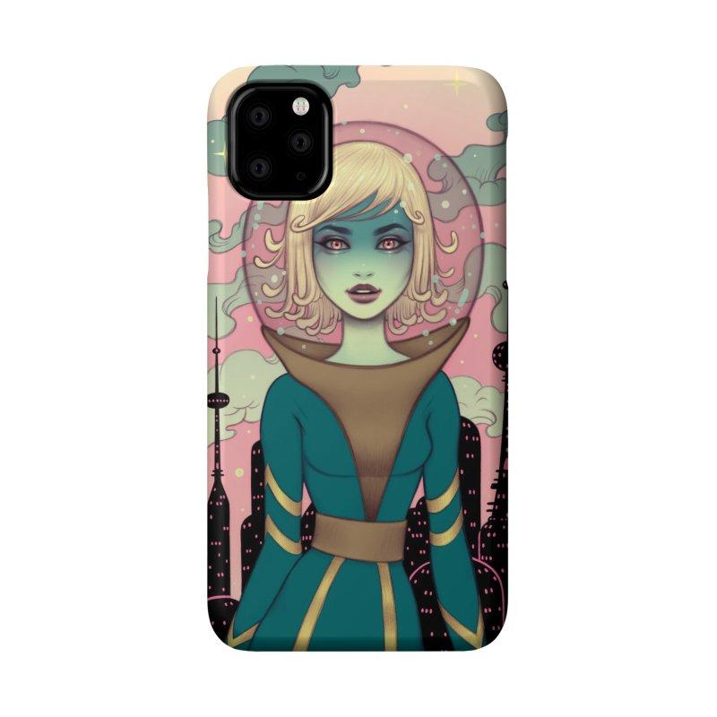 Stellar Revolution in iPhone 11 Phone Case Slim by Tara McPherson