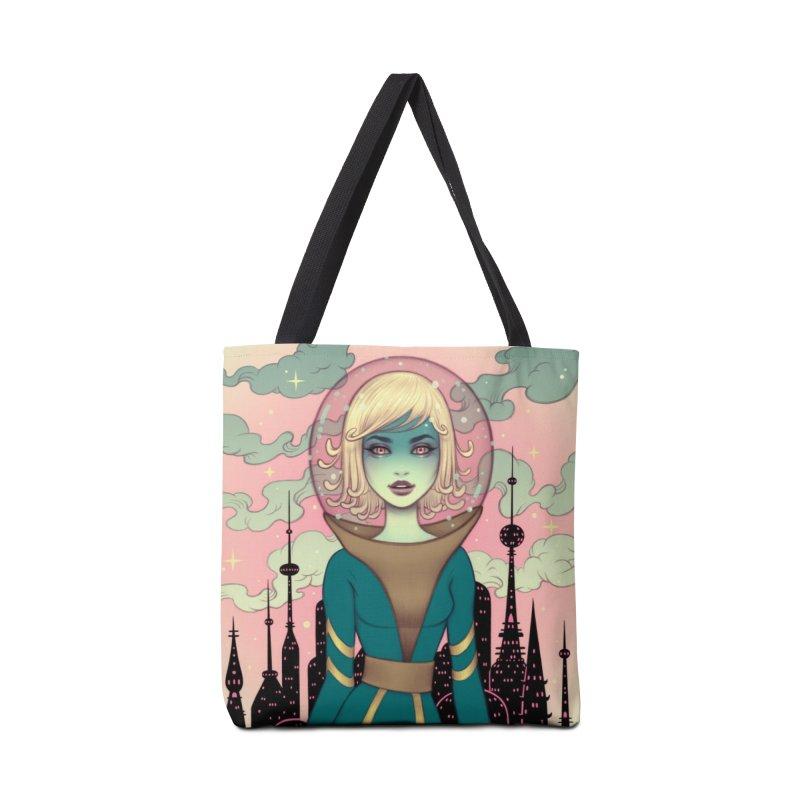 Stellar Revolution Accessories Tote Bag Bag by Tara McPherson