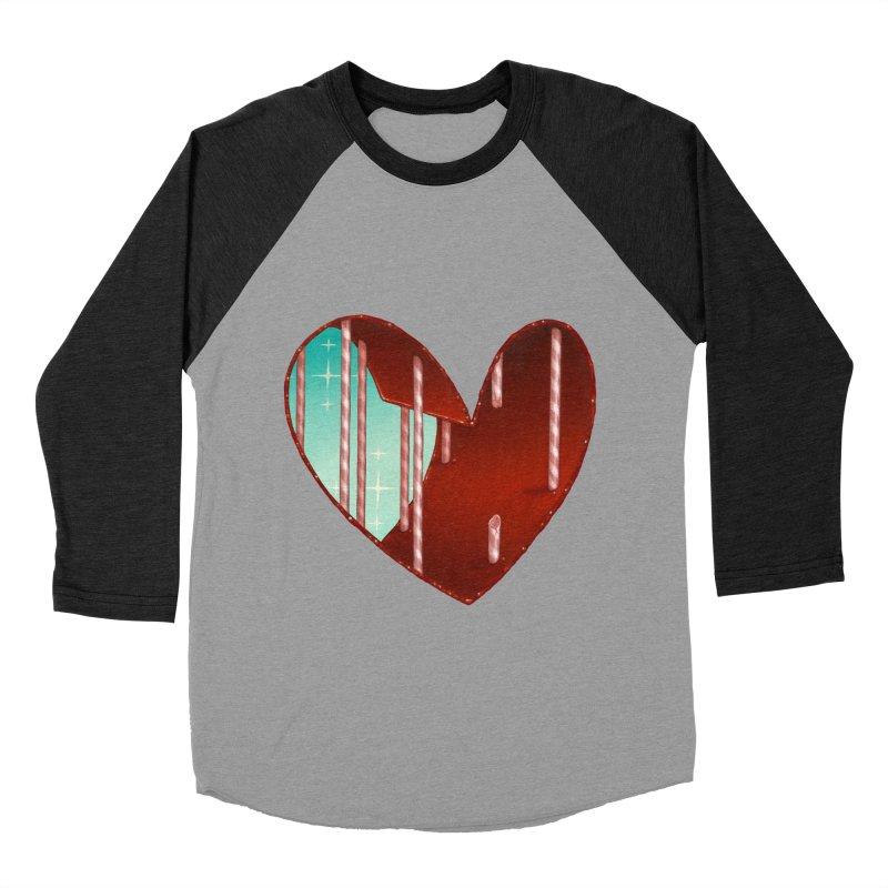 Jailbreak Women's Baseball Triblend T-Shirt by Tara McPherson