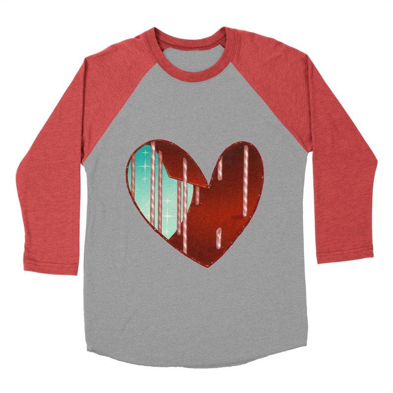 Jailbreak Men's Baseball Triblend T-Shirt by Tara McPherson