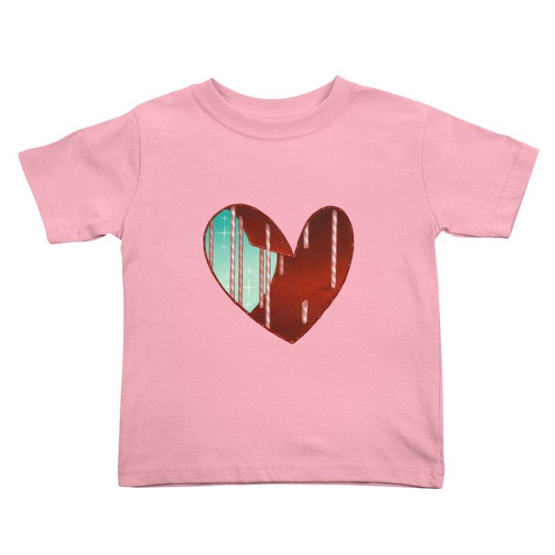 Jailbreak Kids Toddler T-Shirt by Tara McPherson