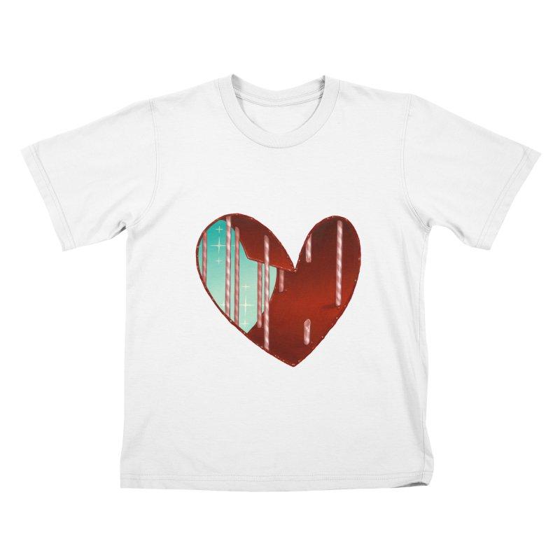 Jailbreak Kids T-shirt by Tara McPherson