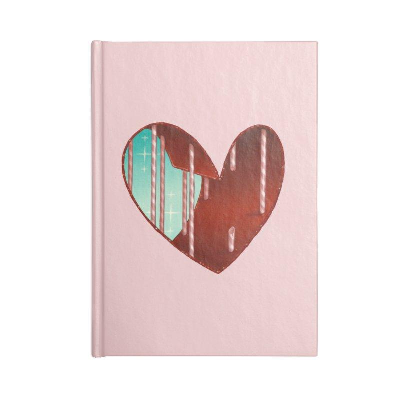 Jailbreak Accessories Notebook by Tara McPherson