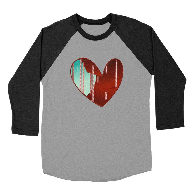 Jailbreak Women's Baseball Triblend Longsleeve T-Shirt by Tara McPherson