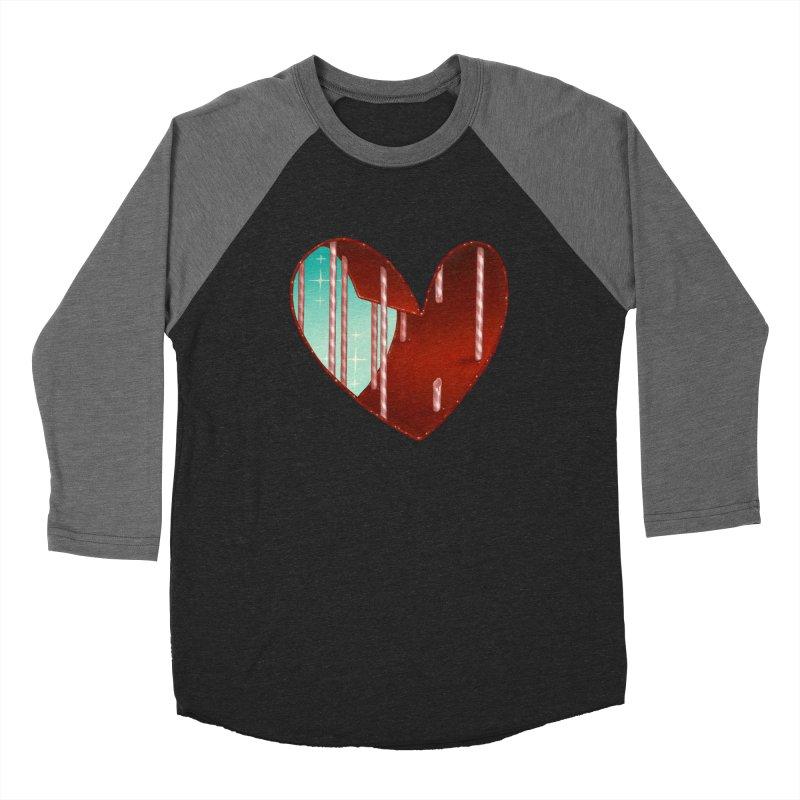 Jailbreak Men's Baseball Triblend Longsleeve T-Shirt by Tara McPherson