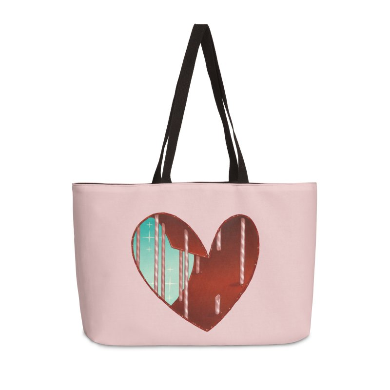 Jailbreak Accessories Weekender Bag Bag by Tara McPherson