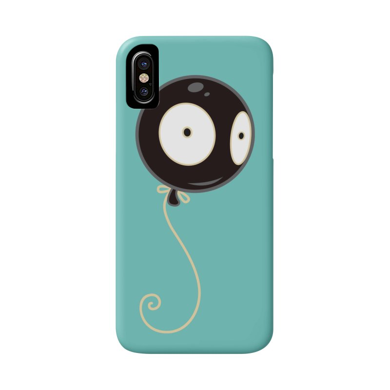 Mr. Wiggles Accessories Phone Case by Tara McPherson